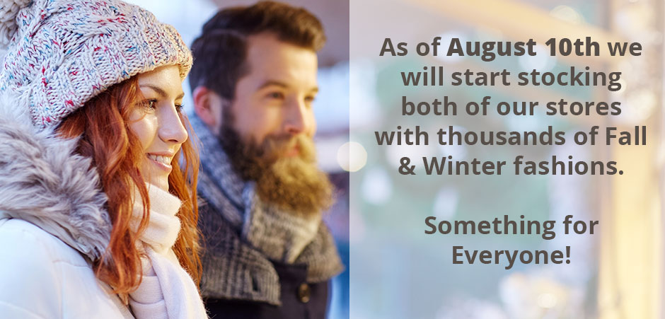 Winter Fashions Aug 2020